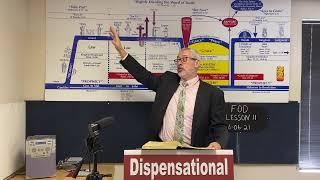 Fundamentals of Dispensationalism Lesson 11