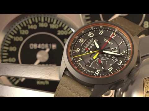 Обзор часов Timex Expedition Military - Всё о часах