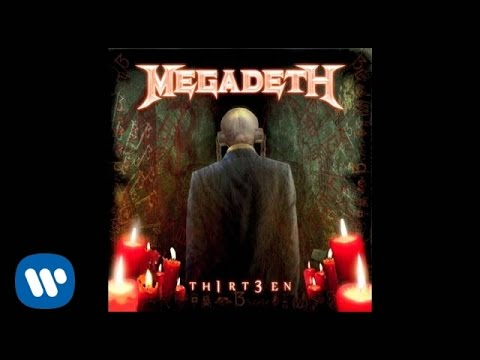 Megadeth - Never Dead (Audio)