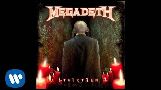 Megadeth - Never Dead (Audio)