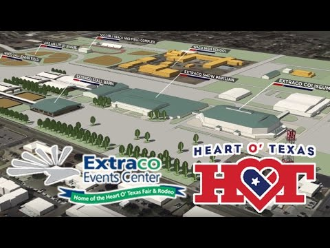 Heart O' Texas Fairgrounds And Extraco Events Center Expansion Project