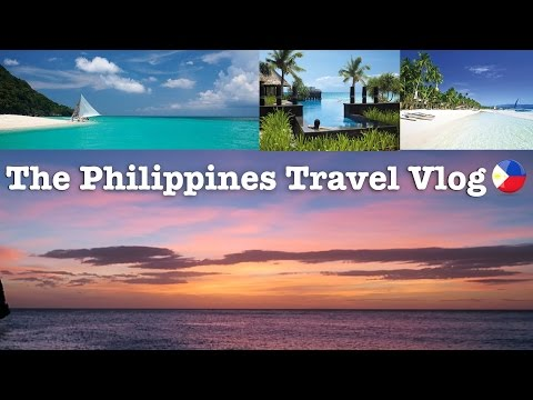 The Philippines Travel Vlog