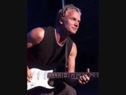 Sting Mackie Messer Moon Over Bourbon Street Live 2000