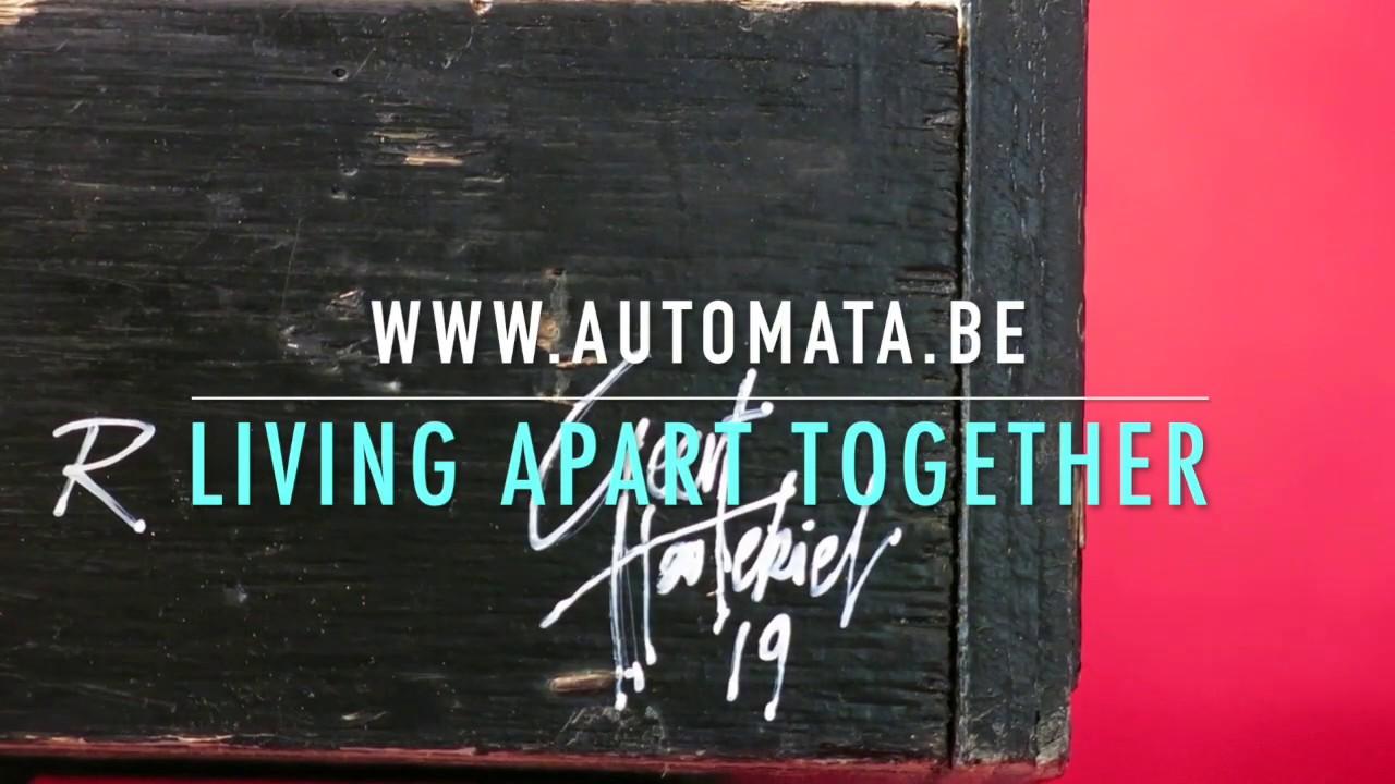 Living Apart Together - automaton - Geert Hautekiet
