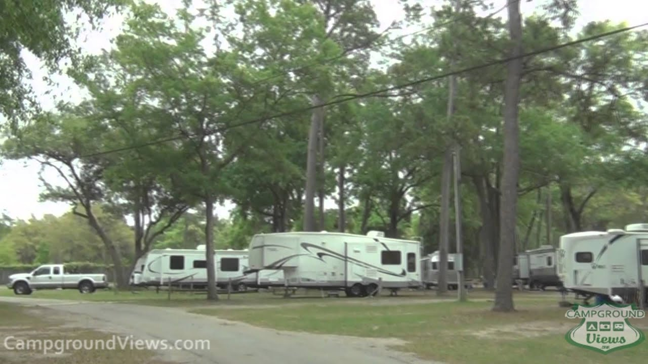 Campgroundviews Com Savannah Oaks Rv Resort Savannah