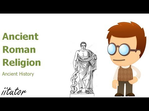 √ Ancient Roman religion, temples and gods | iitutor