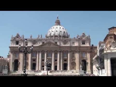 Vatican City - St. Peter's Basilica - HD