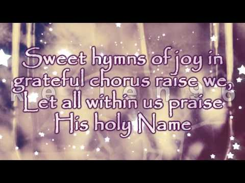 Glee- O Holy Night Lyrics