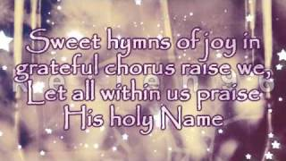 Video Glee- O Holy Night Lyrics download MP3, 3GP, MP4, WEBM, AVI, FLV Agustus 2018