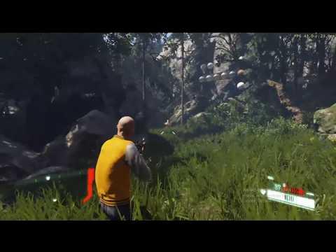 Test of CryEngine 5.6.5