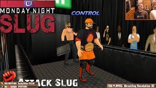 Monday Night Slug: RUSEV CRUSH? [livestream archive]