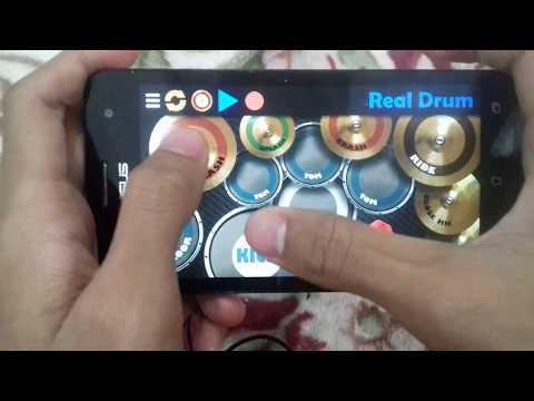 Wany Hasnita-Rintihan Rindu(Real Drum)