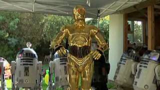 C-3PO at R2LA 2009