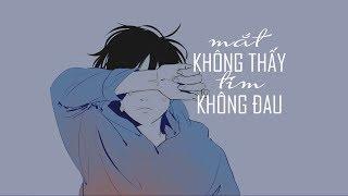 Mắt Không Thấy Tim Không Đau - Trịnh Thiên Ân FT Thiên Dũng [LYRIC VIDEO] #MKTTKD
