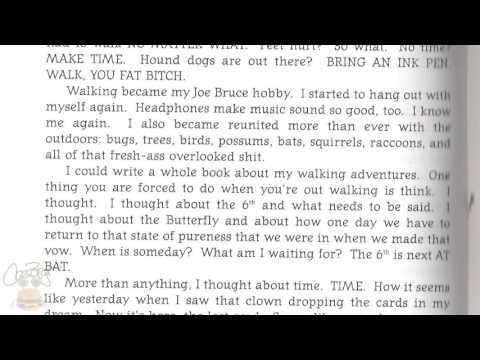 """""""Behind The Paint"""" Read by Violent J [Chapter 26]"""
