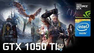 GTX 1050 Ti Notebook Gaming \ 25 Games in 17 min \ GTA V to ME Andromeda