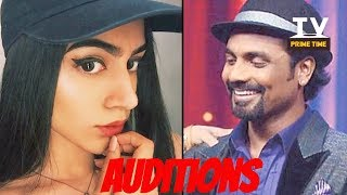 Sridevi's daughter khushi kapoor auditions for remo d'souza's dance plus 3 | tv prime time