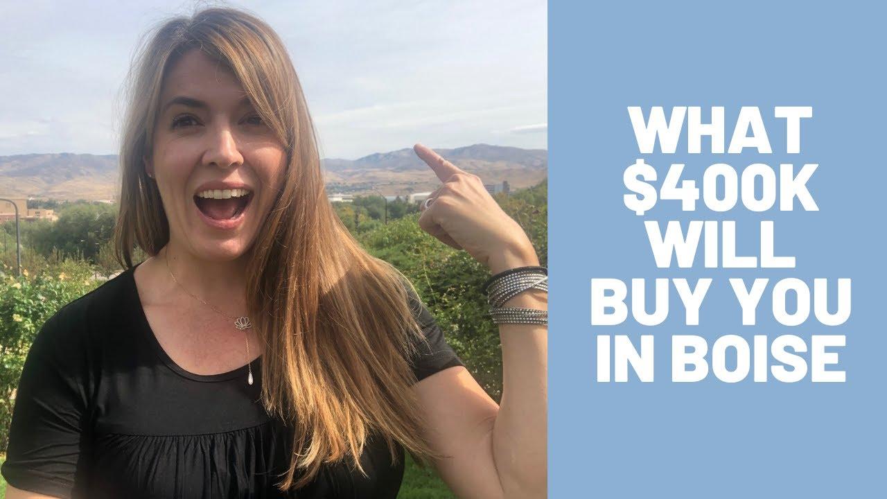 What $400K Will Buy In Boise