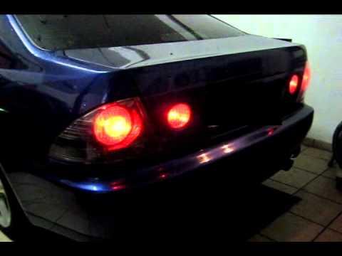 Rear fog light mod on Lexus IS200 YouTube – Lexus Is300 Fog Light Wiring Diagram