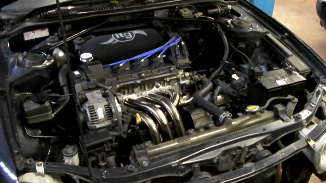Watch Motorsport Video >> Built Celica 3SGE Engine on Throttle Bodies - YouTube