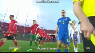 Украина 3:1 Албания | Товарищеские матчи 2016 | Обзор матча