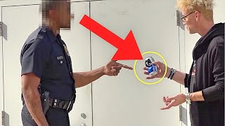 BEST Security Guard Pranks (HILARIOUS!!) - POLICE SECURITY MAGIC PRANKS COMPILATION 2019