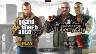 GTA IV - Switching between DLC characters