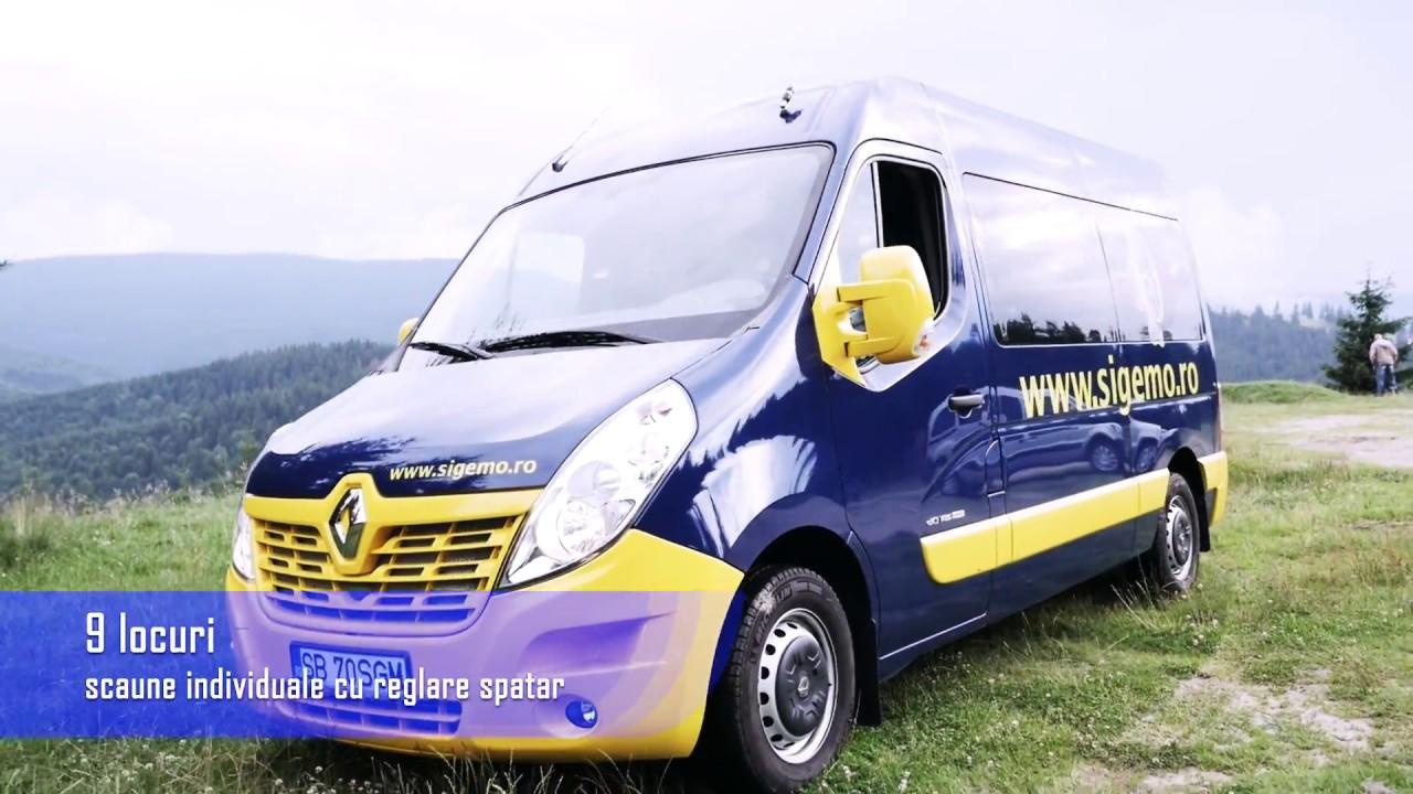 Scaune Renault.Renault Master Sigemo