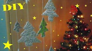 Tutorial: Addobbi Natalizi Shabby Chic | Diy Christmas Decorations Shabby Chic