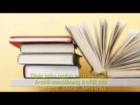 Achik mechik gipin jatko mikchara, Garo Song Video