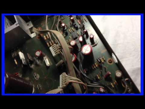 Como arreglar un amplificador hifi averiado youtube for Como reparar un cristal agrietado
