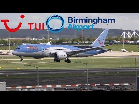 TUI Airways Flight 551/548 (Phuket to BHX/BHX to Goa)