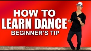 How To Learn Dance (Beginner