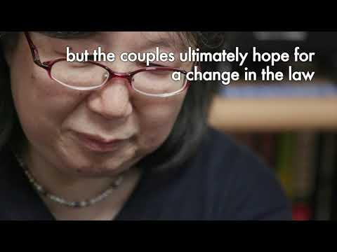 Gay Couples In Japan Seek Marriage Rights In Valentine's Lawsuit