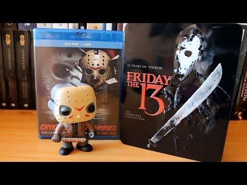 Friday the 13th Blu-ray Set & Documentary