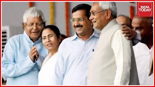 Congress, CPM & BJP Boycott Mamta Banerjee's Swearing In Ceremony