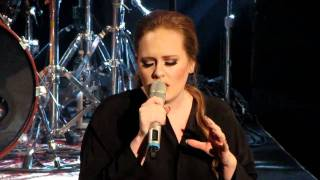 Baixar ADELE PERFORMS SOMEONE LIKE YOU AT MTV LIVE CANADA
