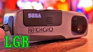 Sega Digio SJ-1: The 1996 Sega LCD Digital Camera