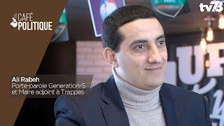 Café Politique n°63 – Ali Rabeh, porte-parole national de Génération.S