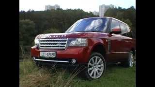 тест-драйв Range Rover Supercharged