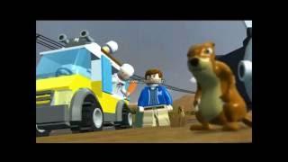Jugando al Lego/Indiana Jones 2 La Aventura Comiensa/PunerT y PanK