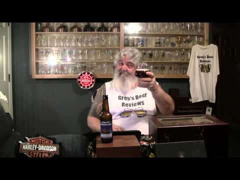 Beer Review # 1563 Thirsty Dog Brewing 12 Dogs Of Christmas Ale