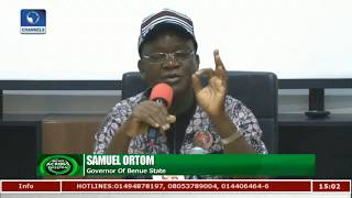 Ortom Blasts Lalong Over Comment On Benue Killings |News Across Nigeria|