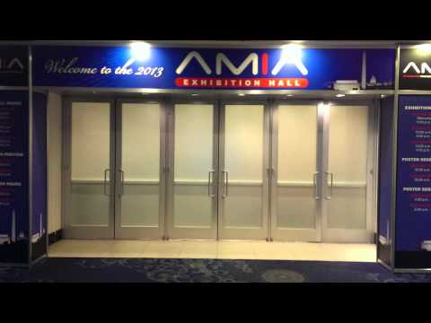 My First Time At The AMIA Annual Symposium