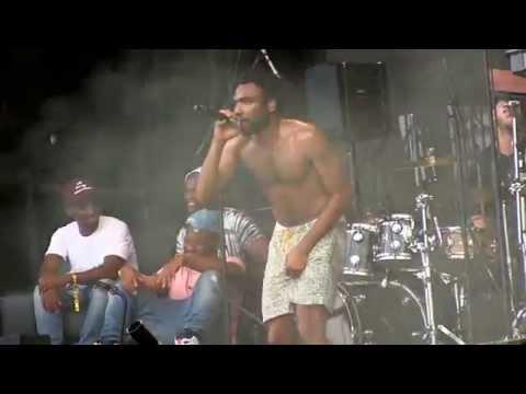 Childish Gambino  @ Lollapalooza-