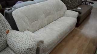 Диван Биарриц с коллекции классической мебели Пинскдрев Белоруссия(, 2013-11-04T19:32:04.000Z)