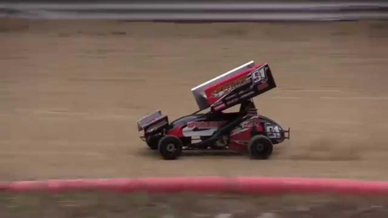Bridge Pa Gas Rc Car Racing Sprint Cars Youtube