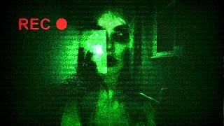 ★ Los 5 Videos de Fantasmas Reales y Poltergeist en Cámaras de Seguridad!