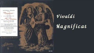 ヴィヴァルディ 「マニフィカト」Vivaldi : Magnificat