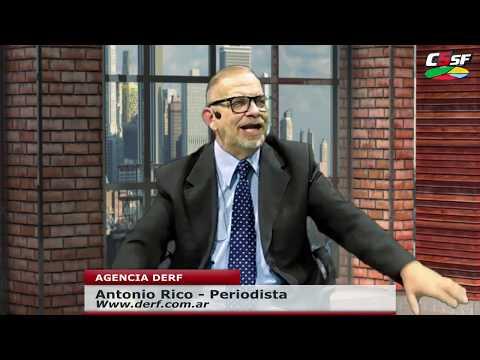 Antonio Rico: Cristina le dijo a los de Unidad Ciudadana que se bajen